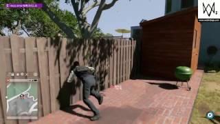 [watch dogs 2]2のオンハックの「防衛」にいそしんでみる