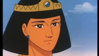 Moises, la pelicula. Dibujos de la biblia para niños