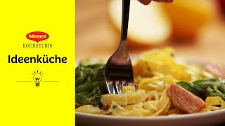 Lebensmittel für schnelle Rezepte | MAGGI Ideenküche