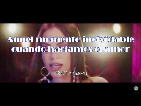 Tonta – Rakim & Ken-y Ft Natti Natasha letra karaoke