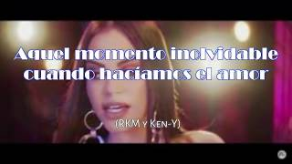 Tonta - Rakim & Ken-y Ft Natti Natasha letra karaoke