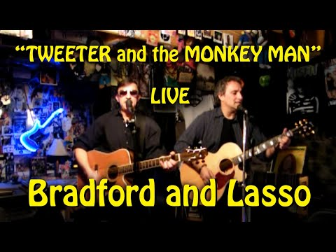 Tweeter and the Monkey Man - Traveling Wilburys cover