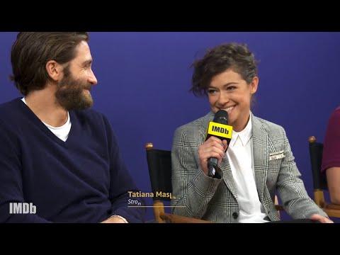 Jake Gyllenhaal, Tatiana Maslany & Miranda Richardson Discuss 'Stronger'  IMDb EXCLUSIVE