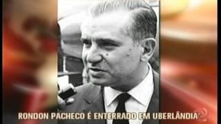 Ex-governador é enterrado em Uberlândia