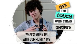 What's going on with community TV?