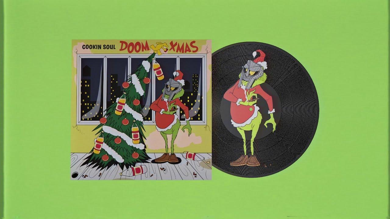 MF DOOM - DOOM XMAS - (Cookin Soul remixes) full tape