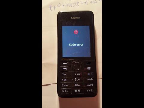 Unlock Nokia 301.1 by unlock code 👌