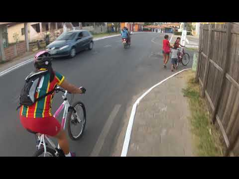 Grupo Sport Bike de São Luís-MA Chegando na Cidade de Raposa-MA