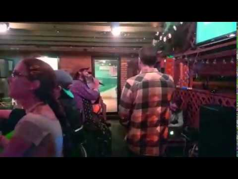 Staying Alive - Karaoke at Bula Kafe