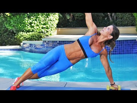 Full Body Workout - Strength Training at Home - Dumbbell Workout