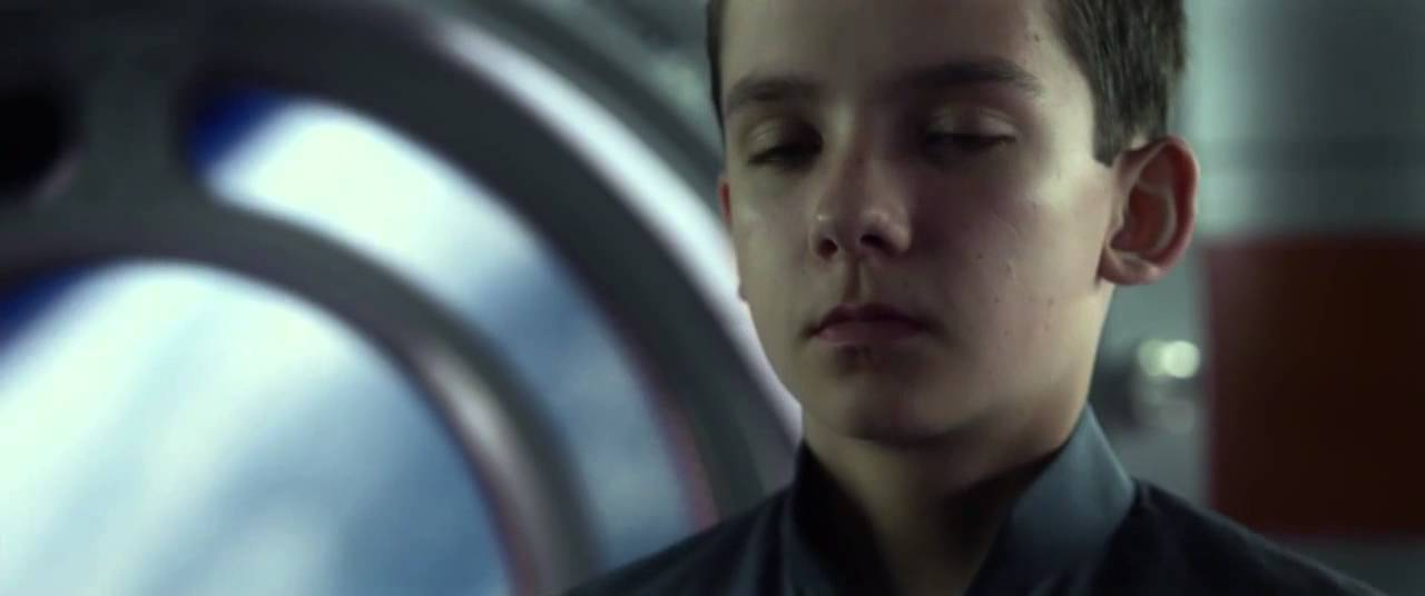 Download Ender's Game - Ender leads his own army scene