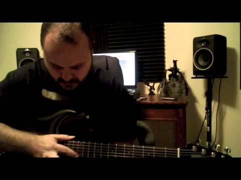 "Andy McKee Electric Guitar ""Training Montage"" by Vince ..."