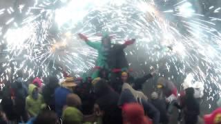 Diables de la Creu Alta - Correfoc Festa Major Sabadell 2013