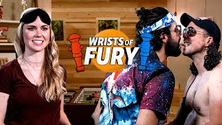 Danish & O'Neil Take Meat Shots When They Score On Kelsey Cook: Wrists Of Fury thumbnail