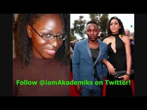 'Dark Skin Activists' Attack Kendrick Lamar for Marrying Light Skin Woman.