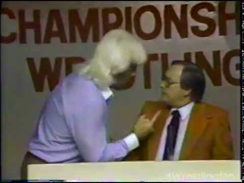 Championship Wrestling From Florida 11/3/84