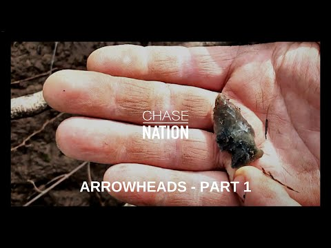 Ancient Arrowhead Hunting - Ag Fields And Creekbeds | S3E4