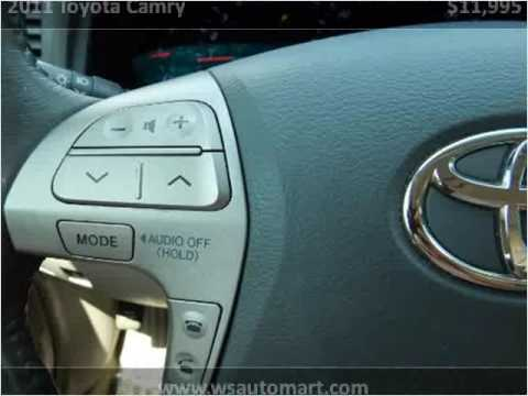2011 Toyota Camry Used Cars St Augustine FL