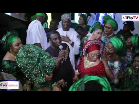 ELEGUSHI , SADE OKOYA, JOKO ADEUSI, AISHA BOLARINWA ADD COLOUR TO OTUN YEYE OGE OF LAGOS'S PARTY