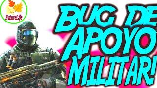 Modern Combat 5 || Bug de apoyo militar con el Cazarrecompensas !!