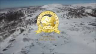 Perisher 2016 Australia's Best Ski Resort award at the World Ski Awards.