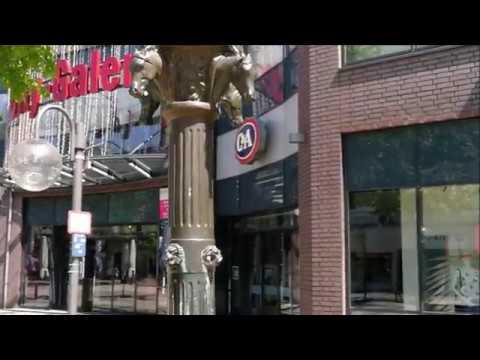 Die Pferdetränke in der Peiner Fußgängerzone - YouTube
