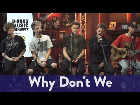 Why Don't We - These Girls (Live)