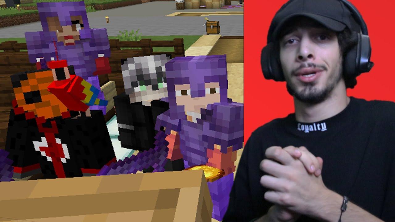 პრეზიდენტი დაბრუნდა!!! | Minecraft SMP