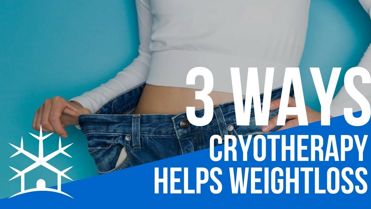3 Ways Cryotherapy Helps Weight Loss (That Actually Work) ❄️