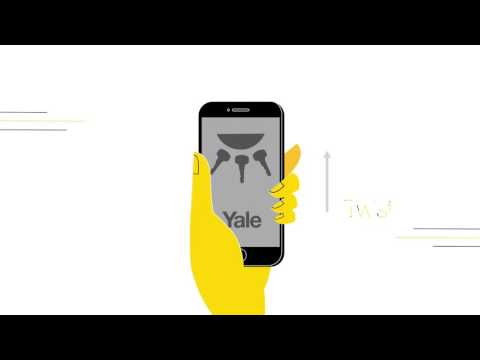 Yale Assure Lock with Bluetooth – Unlock with Twist & Go