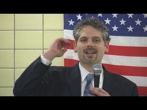 Richard Mell v. Aaron Goldstein: 33rd Ward Committeeman Candidates' Forum