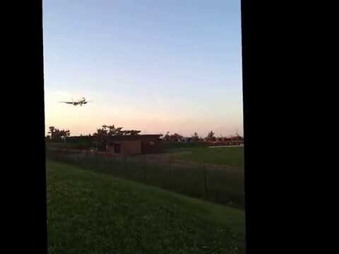 Ronald Reagan National Landings
