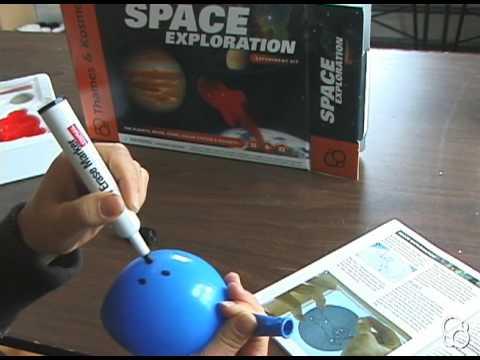 Space Exploration: Experiment #20 - The Universe is Expanding