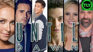 Until Dawn | Voice Actors