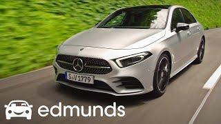 Is the 2019 Mercedes-Benz A-Class Better Than the CLA? | Edmunds