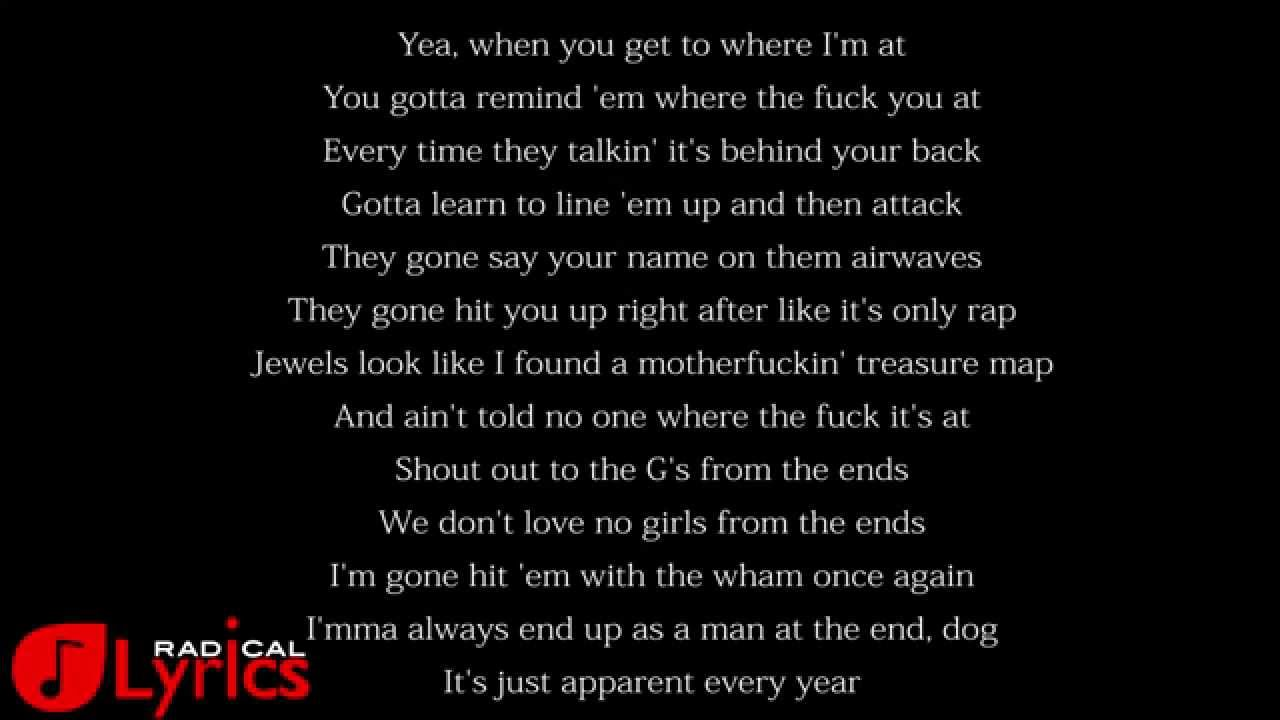 I Used To Do It Too Lyrics