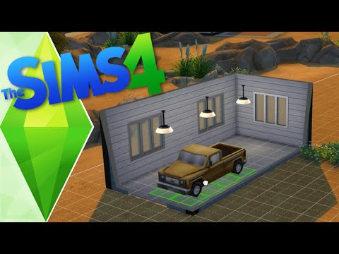 cars and garages the sims 4