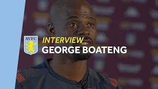 George Boateng: I've always stayed close to Aston Villa