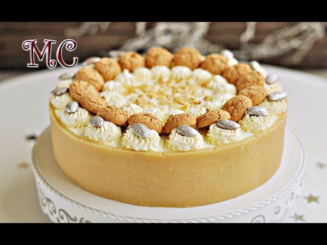 Tort Migda?owy Malakoff - PRZEPIS - Ma?a Cukierenka