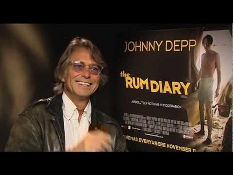 Bruce Robinson Interview -- The Rum Diary | Empire Magazine