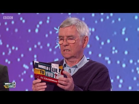 Sir Tom Courtenay's Christmas - Would I Lie to You? [HD]
