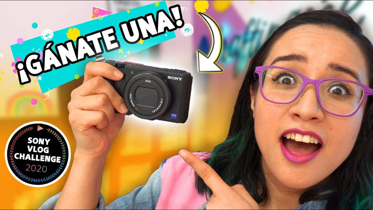 PARTICIPA en el SONY VLOG CHALLENGE y GANA una cámara 🤩💜💙💚💛🧡❤️ Yo Soy Crafty Liz