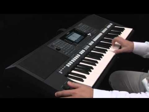 Yamaha psr s950 s750 workstation real distortion youtube for Yamaha psr s 950
