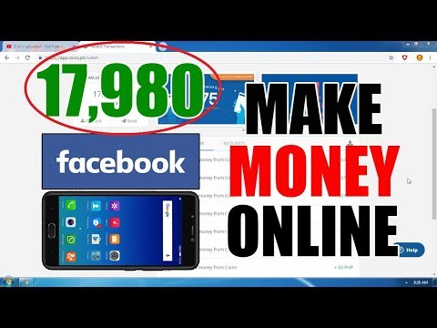 Make Money Online Philippines Using Mobile Phone and Faceboo