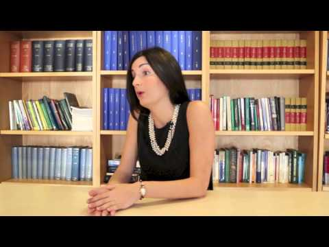 Student Profile: Felicity Attard, MA Research by Law