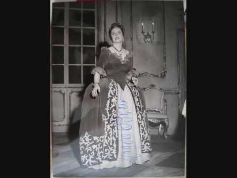 Magda Olivero Sings Adriana Lecouvreur - Final Duet And Death Scene (1965 Live)
