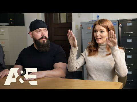 Ghost Hunters: Ghost Turns Lights & Power Off In Haunted School (Season 1) | A&E