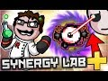 Synergy Lab The Binding Of Isaac Afterbirth