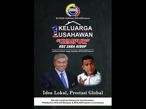 BERNAMA RADIO : Temubual di Konti Mini Bernama Radio di Kuching.