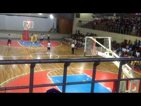 2nd Mayor Manzano Cup (Championship Game)